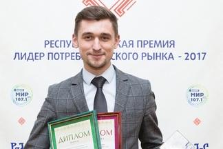 """Свадебный салон Bonjour стал лауреатом ежегодной премии """"Лидер потребительского рынка"""""""