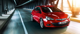 Твой Opel Astra GTC со скидкой 3 000 euro!