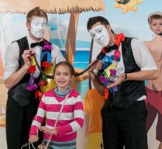 Hawaii party: гавайские приключения!