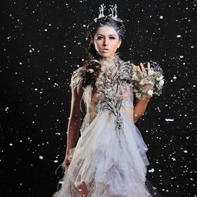 Фотопроект «Превращение. Снежная королева»: вдохновение зимой