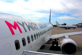 Грузинский лоукостер планирует полеты из Минска в Тбилиси