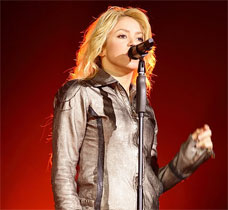 Концерт Шакиры