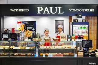 Фотофакт: Что можно попробовать в новой кофейне PAUL в ТРЦ «Замок» прямо сейчас?