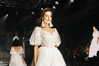 Фотофакт: в центре Минска прошел Bridal Fashion Show