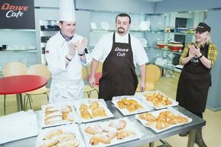 С шеф-поваром делаем круассаны и слойки, как на АЗС «Газпромнефть»