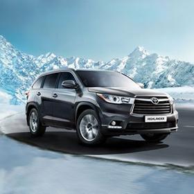 СООО «Эмир Моторс» объявляет о начале приема заказов на новый Toyota Highlander