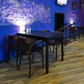 «Сундук» — новый ресторан на Кнорина, 1