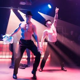 Men's erotic show «Royal Diamonds»