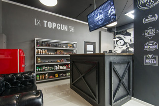 Больше 3 тысяч стрижек в 3 странах за один день: новый барбершоп Topgun открылся в Минске