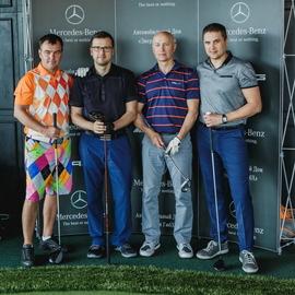 Mercedes-Benz Indoor Open