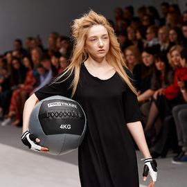 Belarus Fashion Week. Harydavets & Efremova