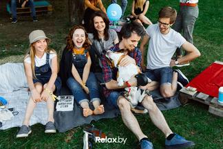 В «Дримлэнде» организуют большую вечеринку с настолками, кальянами и кино на свежем воздухе