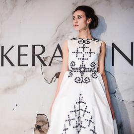 Финальный показ платьев конкурса от «Керамин»
