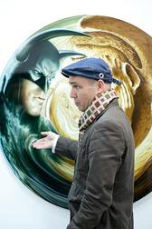 Открытие выставки Александра Некрашевича «Герои и Боги»