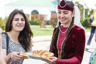 Что будет на празднике армянской культуры в Верхнем городе