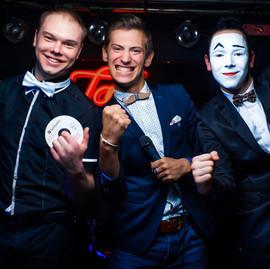 Jack Club - BOW-TIE PARTY