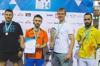 Компания EPAM – победитель дебютного турнира по бадминтону в рамках ИТ-Спартакиады