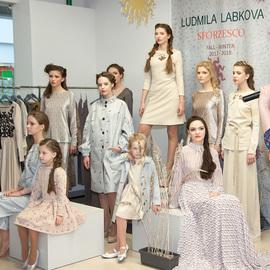 Открытие бутика бренда Ludmila Labkova