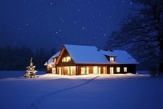 Еще не поздно: 10 усадеб и коттеджей, свободных в новогоднюю ночь