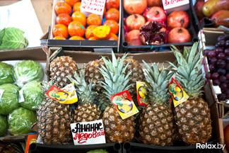 Комаровский рынок запустил бесплатную службу доставки