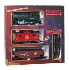 Железные дороги немецкой фирмы PIKO