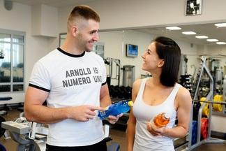 Раз и навсегда: спортивная пара делится простыми и эффективными принципами правильного питания
