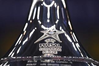 В НОК проведут жеребьевку финала Лиги чемпионов УЕФА по футзалу