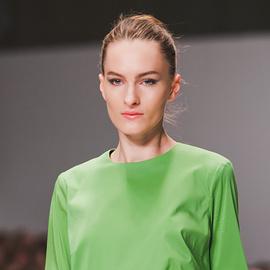 Belarus Fashion Week: Fur Garden