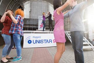 Радио Unistar проводит бесплатные мастер-классы по танцам и фитнесу