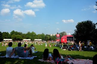Джон Ньюман в Лошицком парке и 150 000 гостей: как в Минске прошел A-Fest