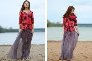 К выпускному и свадьбе: как выглядят модели из новой нарядной летней коллекции белорусского дизайнера Yanchilina
