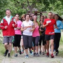 Тренировка Polo марафона