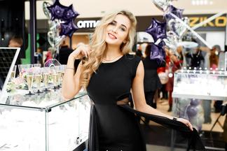 Фотофакт. В Минске открылся второй ювелирный бутик Diamante