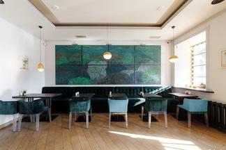 В центре появился ресторан Green Cuisine со здоровой едой для вегетарианцев и мастер-классами по вечерам