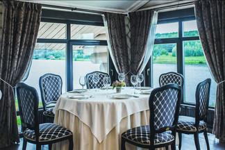 В ресторане «Дубровъ» открылся банкетный зал. Доступна выездная регистрация