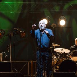 Джо Кокер с презентацией нового альбома «FireItUp» и лучшими хитами