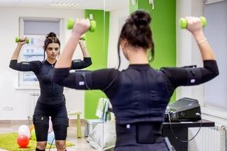 В Уручье открылась студия ЭМС-тренировок «АХ Фитнес». Бесплатное первое занятие
