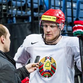 Один день со сборной Беларуси по хоккею
