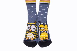 Совы, муми-тролли и танчики: забавные носки, которые можно купить в Минске