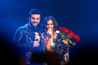 Фотофакт. Как прошел концерт Ольги Бузовой в Минске