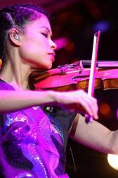 Ванесса-Мэй и её «Волшебная скрипка»