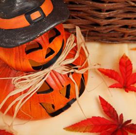 «Черный» юмор: шуточные поздравление на Хэллоуин