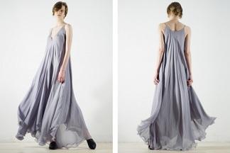 Фотофакт: как выглядят модели из новой коллекции белорусского дизайнера lena tsokalenko