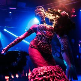 Dance show-project «DoubleFaces»