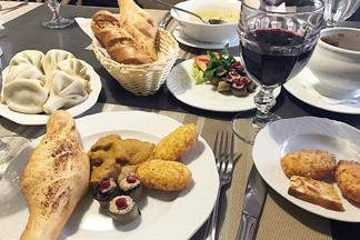 Когда хочется застолья: грузинский ресторан «Тифлисъ»