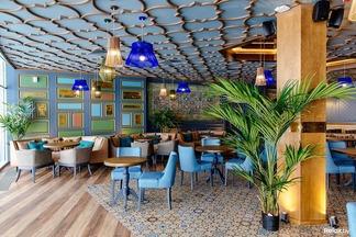 В Минске откроется ресторанный комплекс Astoria Riverside с теннисными кортами, восточной кухней и летней террасой-шатром