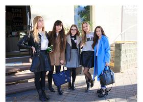 Отборочный тур конкурса fashion-блогеров Fashion Blog Competition BFW SS15