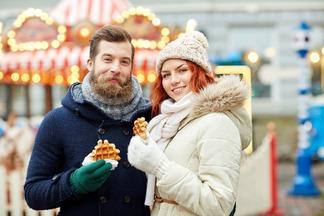 Рождественские ярмарки в Минске завершают работу 15 января