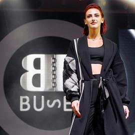 Показ новой коллекции «Details» от бренда Elena Busel