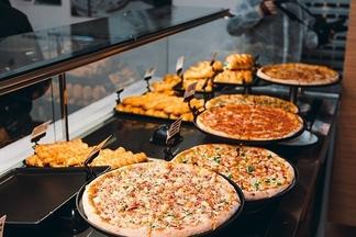 Третья пиццерия Sbarro откроется в ТЦ «Столица»
